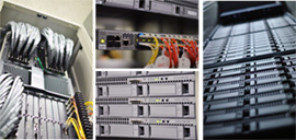 StarBED equipment/facilities (PC servers and internetworking switches)